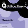 Q: Skills For Success Level 4 Reading & Writing Class Audio Cd (x3)