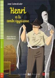 Henri Et La Tombe Egyptienne + Downloadable Multimedia