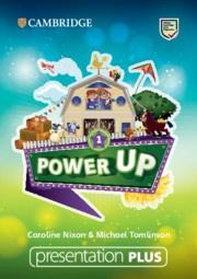 Power Up Level1 Presentation Plus