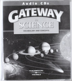 Gateway To Science Audio Cd (x4)