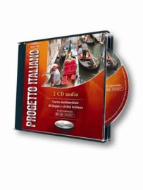 Nuovo Progetto italiano 2 Audio CD (x2)