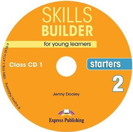 Skills Builder For Young Learners Starters 2 Class Cds (set Of 2) Revised