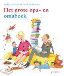 Het grote opa- en omaboek (Burny Bos) (Hardback)