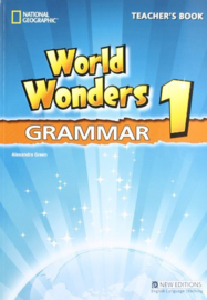World Wonders 1 Grammar Teacher's Book