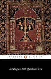 The Penguin Book Of Hebrew Verse (T. Carmi)