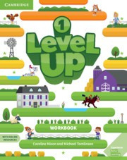 Level Up Level1 Workbook with Online Resources and My Home Booklet