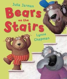 Bears on the Stairs (Julia Jarman) Paperback / softback