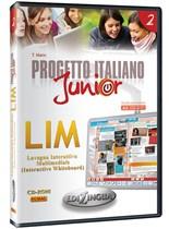 Progetto italiano Junior 2 software per la lavagna interattiva (Interactive Whiteboard)