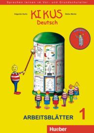 KIKUS Deutsch Arbeitsblätter 1 (3 bis 5 Jahre)