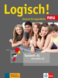 Logisch! neu A1 Testheft met Audio-CD