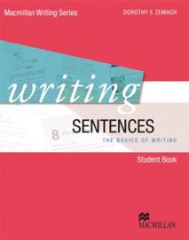 Macmillan Writing Series Writing Sentences Student's Book