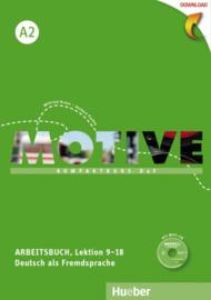 Motive A2 Digitale Ausgabe Werkboek Lektion 9–18