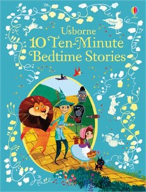10 Ten minute bedtime stories