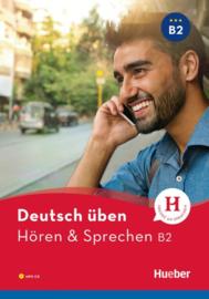Hören & Sprechen B2 Buch met MP3-CD