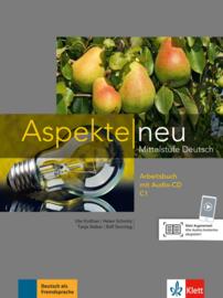 Aspekte neu C1 Werkboek met Audio-CD