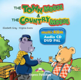 The Town Mouse And The Country Mouse Multi-rom Pal