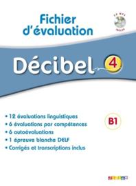 Décibel 4 B1 - Fichier d'évaluation
