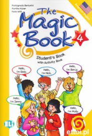 The Magic Book 4 Sb With Activity