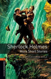 Oxford Bookworms Library Level 2: Sherlock Holmes: More Short Stories Audio Pack