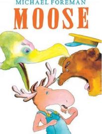 Moose (Michael Foreman) Paperback / softback