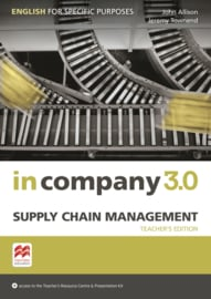 In Company 3.0 ESP Supply Chain Management Teacher's Pack