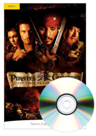 Pirates of the Caribbean The Curse of the Black Pearl Book & CD Pack