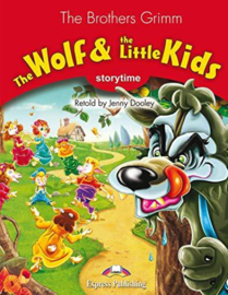The Wolf & The Little Kids Pupil's Book With Cross-platform Application