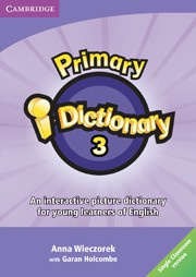 Primary i-Dictionary Level3 Flyers DVD-ROM (Single classroom)