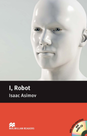 I, Robot Reader with Audio CD