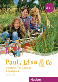 Paul Lisa & Co A1/1 Werkboek