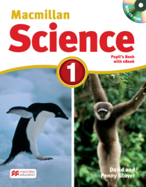 Macmillan Science Level 1 Student's Book + eBook Pack