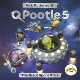 Q Pootle 5: The Great Space Race (Nick Butterworth)