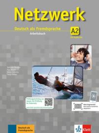 Netzwerk A2 Werkboek met 2 Audio-CDs