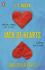Jack Of Hearts (and Other Parts) (L. C. Rosen)