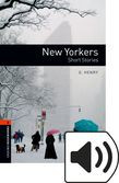 Oxford Bookworms Library Stage 2 New Yorkers - Short Stories Audio
