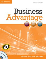 Business Advantage Advanced Personal Study Book with Audio CD