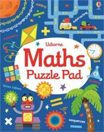 Maths puzzle pad
