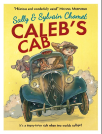 Caleb's Cab (Sally Chomet, Sylvain Chomet)