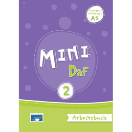 MINI DaF 2 Arbeitsbuch