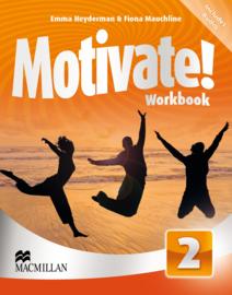Motivate! Level 2 Workbook Pack
