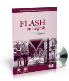 Flash On English Pre-intermediate - Wb + Audio Cd