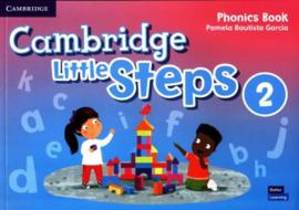 Cambridge Little Steps Level 2 Phonics Book