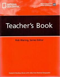Footprint Reading Library 1000 - Teacher's Book