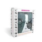 Baby's eerste knuffel-boekje (Wee Gallery) (Paperback / softback)