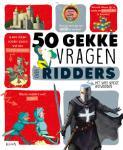 50 gekke vragen over ridders (Jean-Michel Billioud)