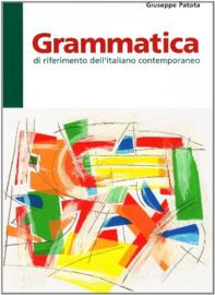Grammatica Di Riferimento Dell'italiano Contemporaneo