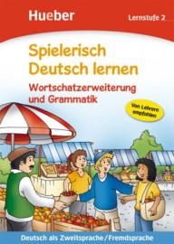 Wortschatzerweiterung und Grammatik Buch