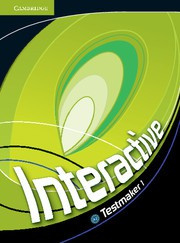 Interactive Level1 Testmaker CD-ROM and Audio CD