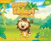 Super Safari British English Level2 Activity Book