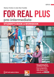 FOR REAL PLUS pre-inter. Student's Pack + ezone